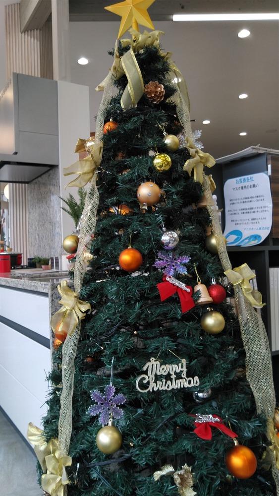 クリスマスに向けての準備(*^-^*)