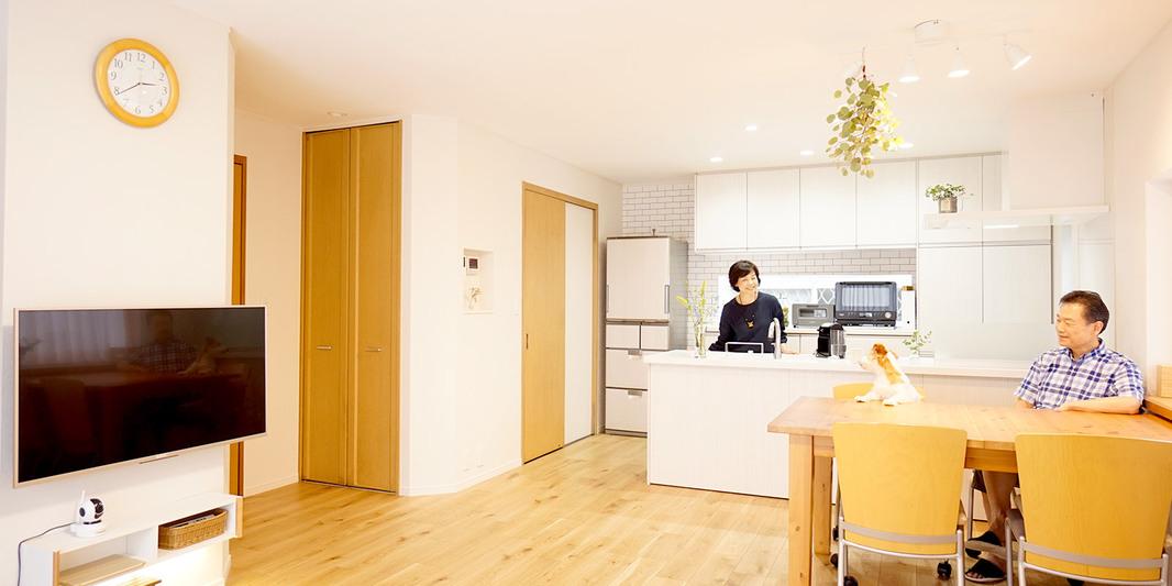 豊田市の施工事例 未来を見据えたリフォーム計画