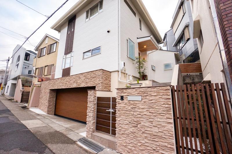 名古屋市天白区の施工事例 新築より新築らしく!更なる美観を追求した外壁リフォーム