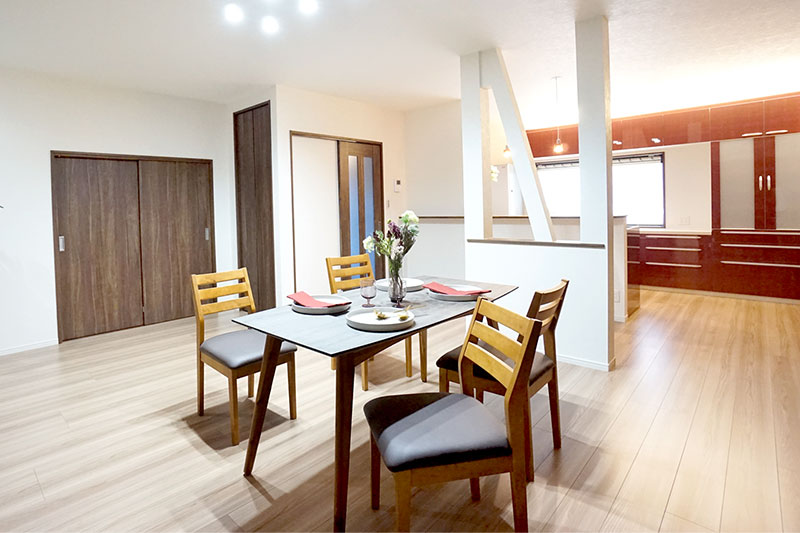 名古屋市天白の施工事例 セカンドライフを豊かにする、居心地のいい家