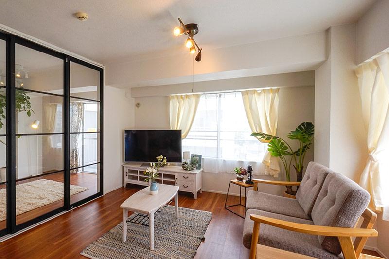名古屋市中区の施工事例 Designer's residence