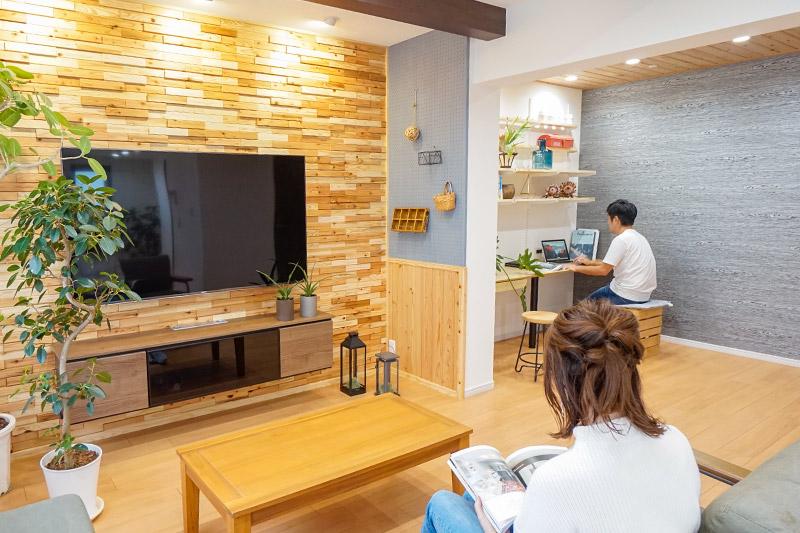 豊田市の施工事例 ナチュラルセレクトlife