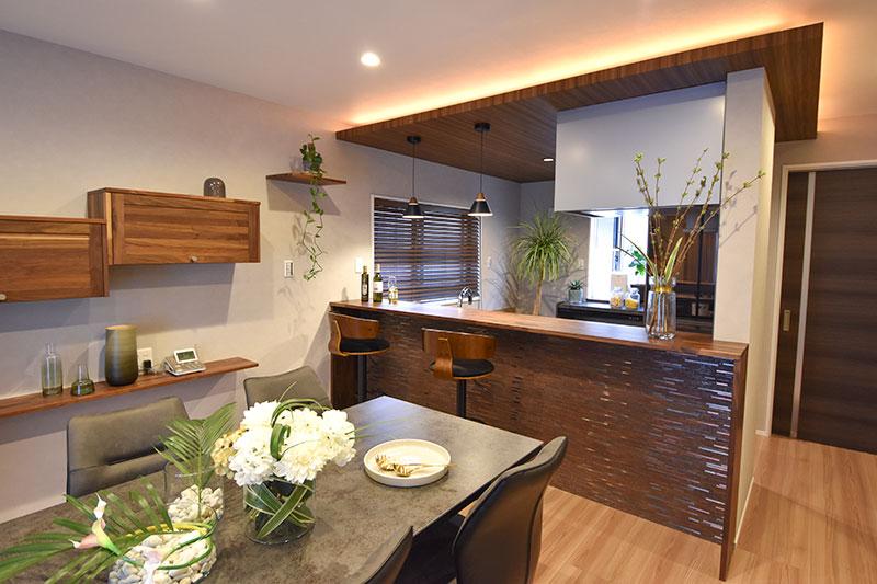 名古屋市緑区の施工事例 おちつく家