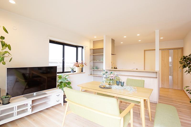名古屋市緑区の施工事例 新しい家族の家 ~house moving~